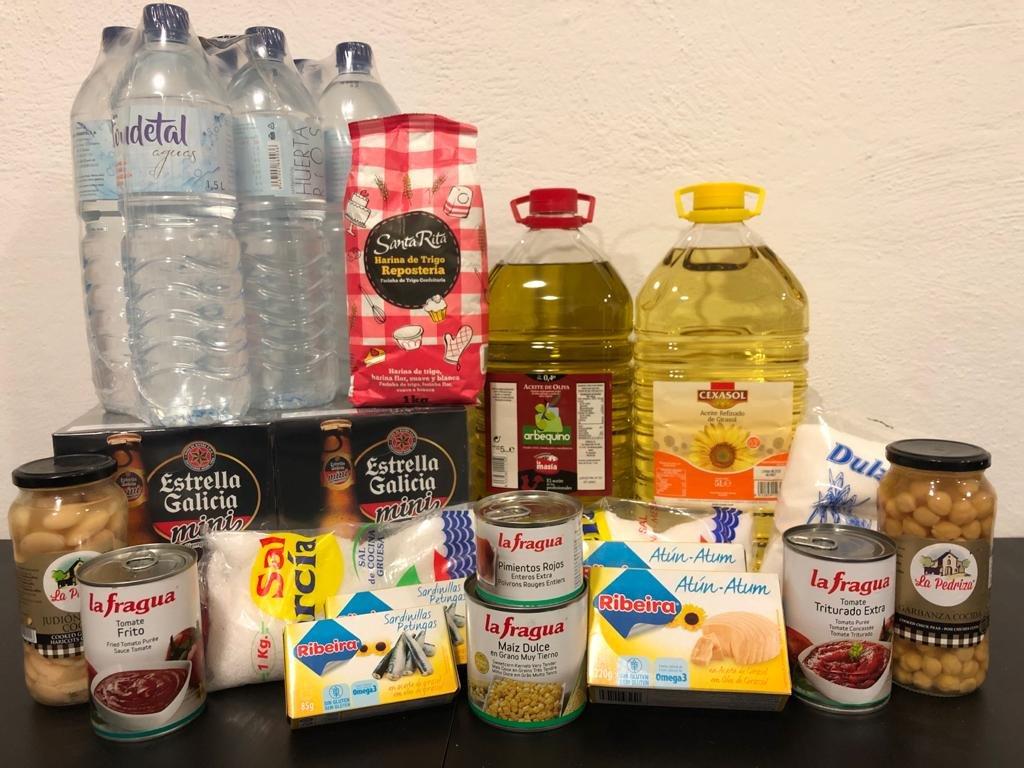 Pack Alimentación (I.G.I.C incluido).
